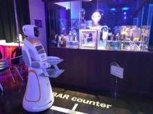 中國穿山甲機器人入駐日本豪斯登堡樂園