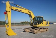 真的是油老虎嗎? 小松PC220-8挖掘機怎么樣?(附用戶評價)