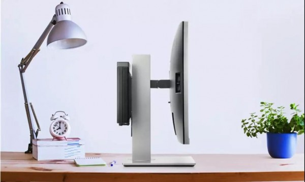 HP EliteDesk 800 G4 DM——可能是最小的独显商用台式机了