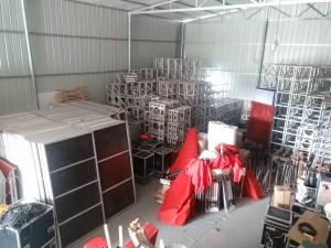 長沙市合眾舞臺設備租賃有限公司