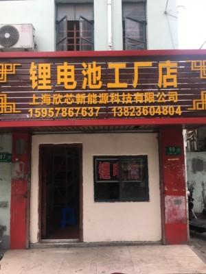 上海市欣芯新能源科技有限公司