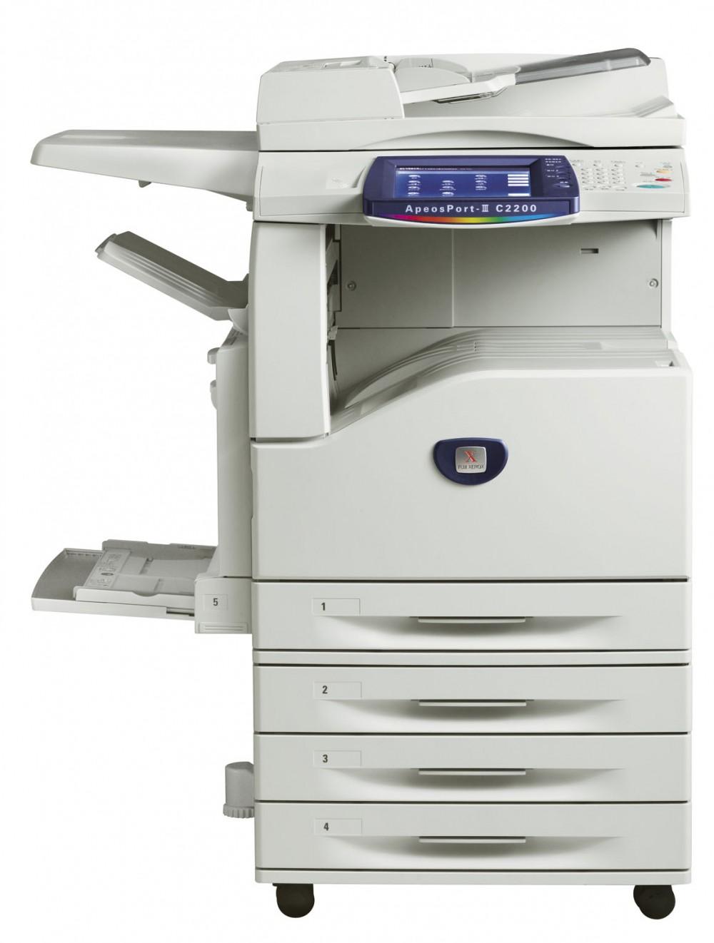 花都施乐彩色复印机出租:高效,稳定。戴生