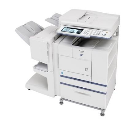 黑白高速打印机(打印,复印,传真,扫描一体)