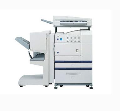 夏普AR351/451黑白數碼復印機租賃,出租