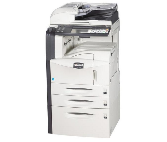 京瓷505复印机/打印机租赁方案