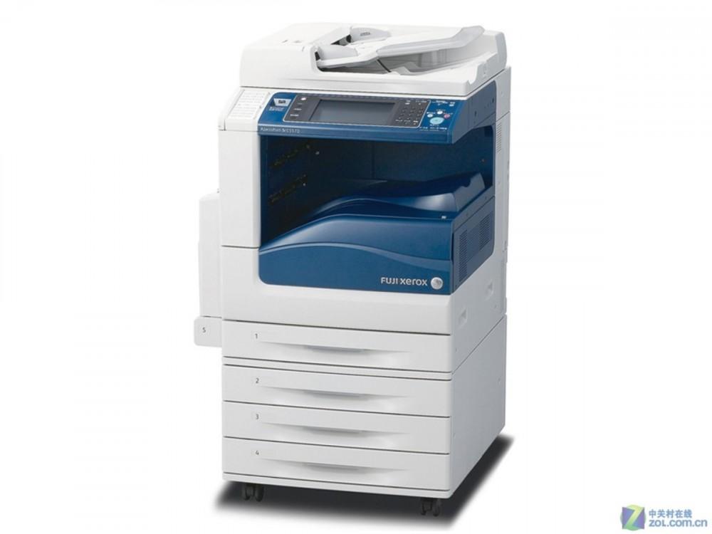 富士施乐5570复印机 每分钟复印50页 高速复印机