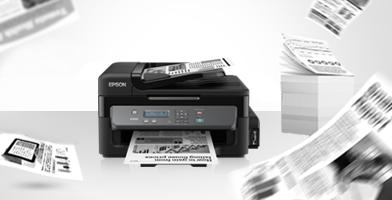 爱普生M201低成本共享打印