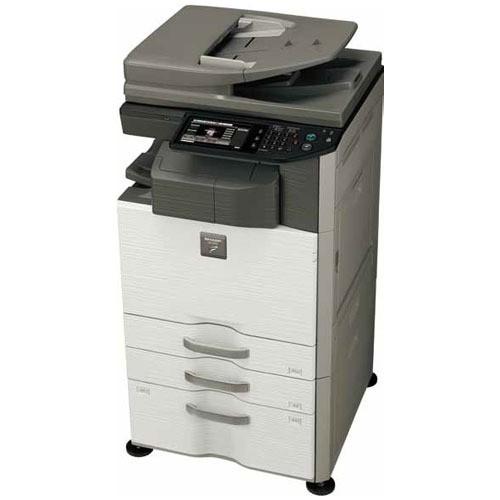广州彩色复印机出租,夏普MX-4110N彩色复印机出租