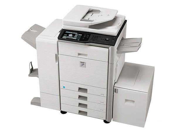 夏普MX-M453/M503黑白数码复印机