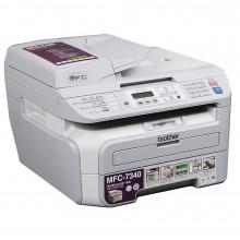 激光打印复印扫描传真一体机