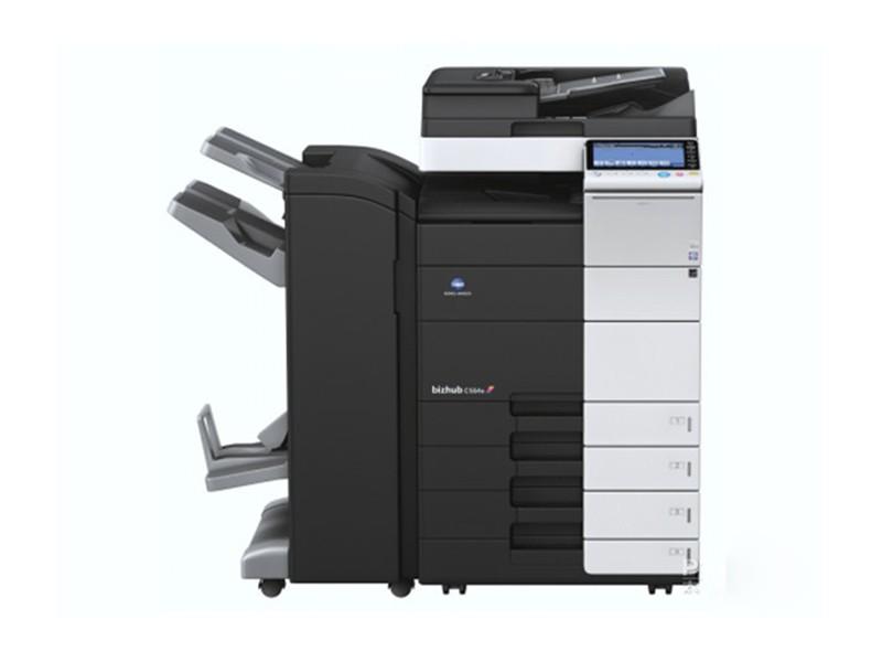 柯美BH363黑白复印机 彩色扫描 双面打印