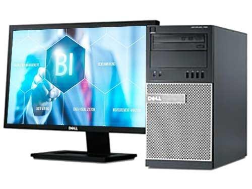 戴爾 790 臺式機 (I5 /4G/500G/18.5寸液晶顯示器)