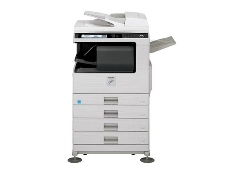 夏普mx260复印机  性能稳定 速度每分钟26张 打印 复印  扫描