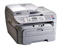 汕头市兄弟A4一体激光打印机出租(打印复印/传真/扫描/)