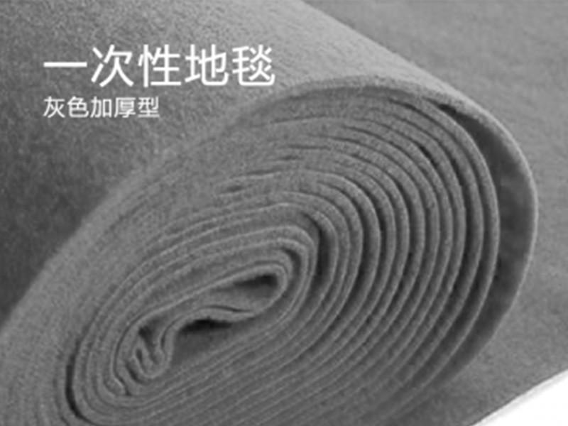 舞台一次性地毯(加厚型) 灰