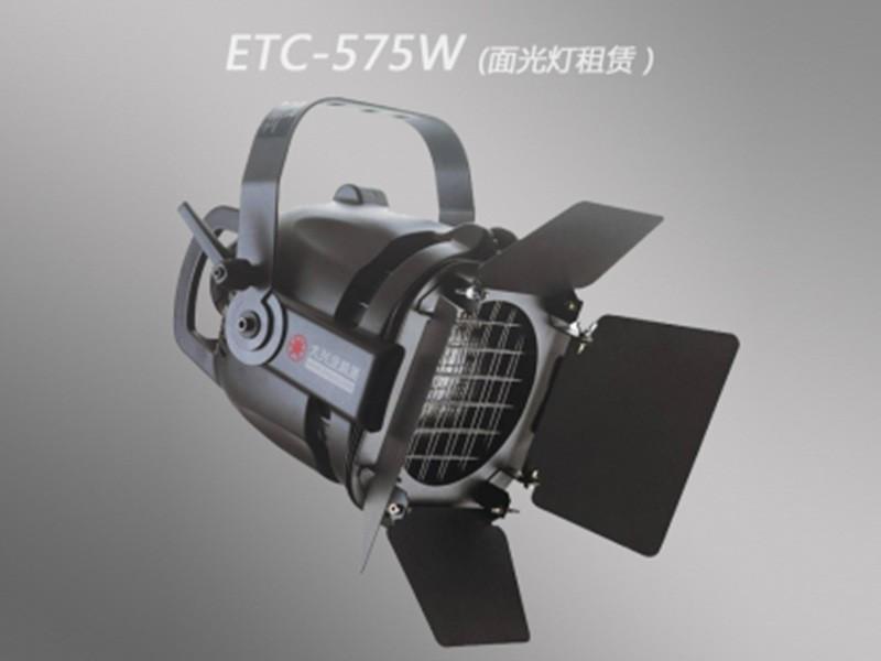ETC燈面光燈750W租賃 配送+安裝調試 750W