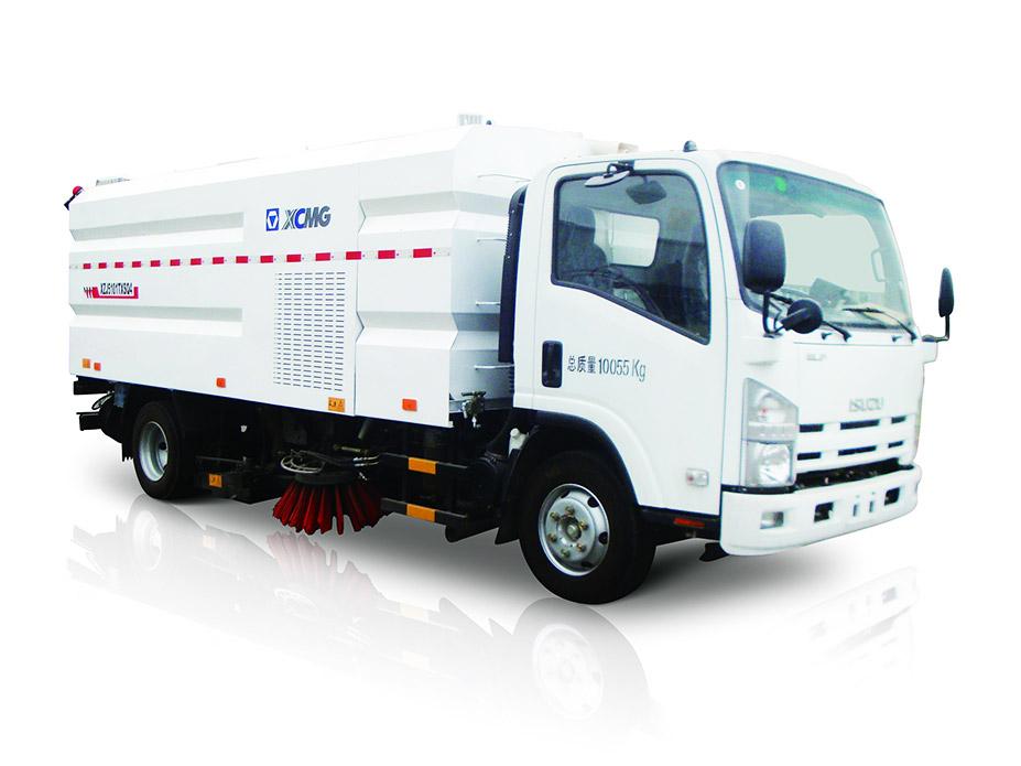 XZJ5101TXSQ4洗扫车