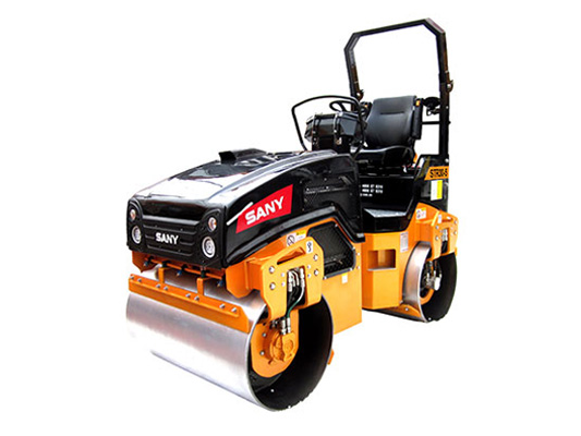 STR30-5雙鋼輪壓路機