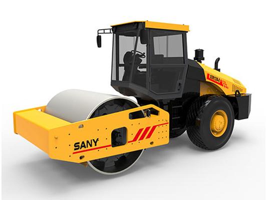 SSR120-5單鋼輪壓路機