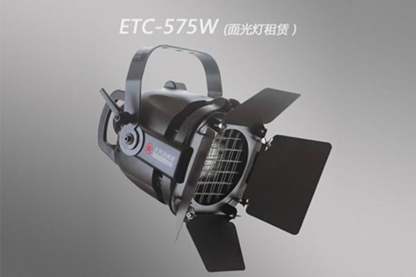 ETC灯面光灯750W租赁