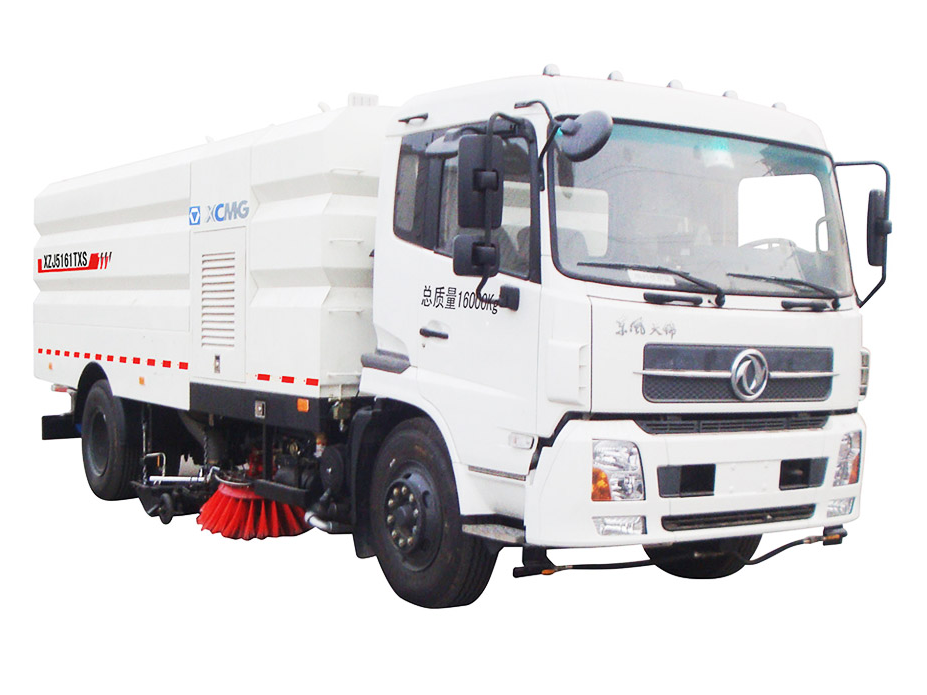 XZJ5161TXSA4洗掃車