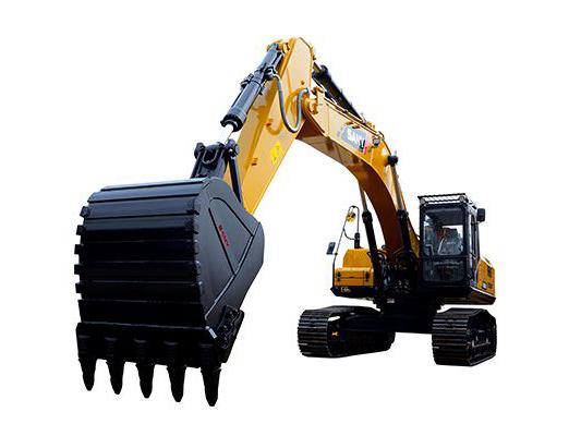 SY395H大型液壓挖掘機