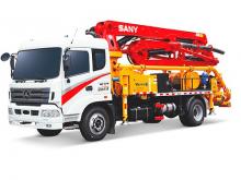 V8系列混凝土泵车SYM5163THBDS-21