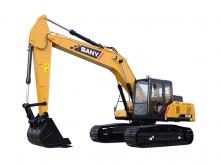 SY225C中型液压挖掘机
