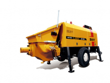 管桩泵HBG6010C