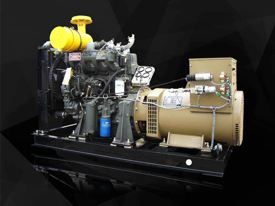 濰坊發電機150KW柴油發電機組-HNW-150