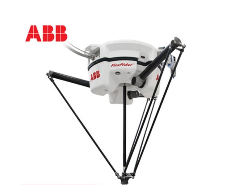 糖塊物料搬運自動化設備 abb機器人