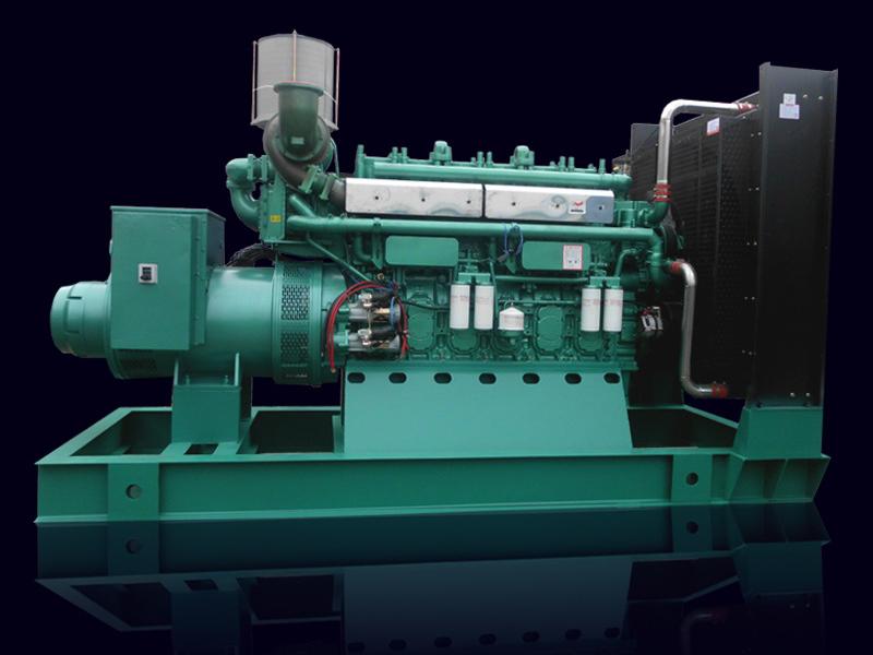 30KW玉柴小型發電機靜音-HNY-30