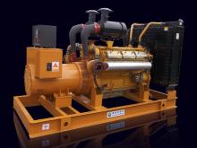 上柴90kw-12缸大型電啟動交流發電機-HNS-90
