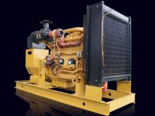 全自動柴油120kw上柴柴油發電機組-HNS-120