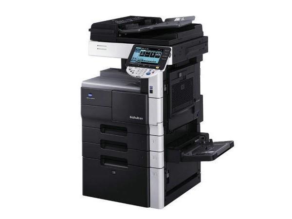 柯尼卡美能达全新打印机租赁