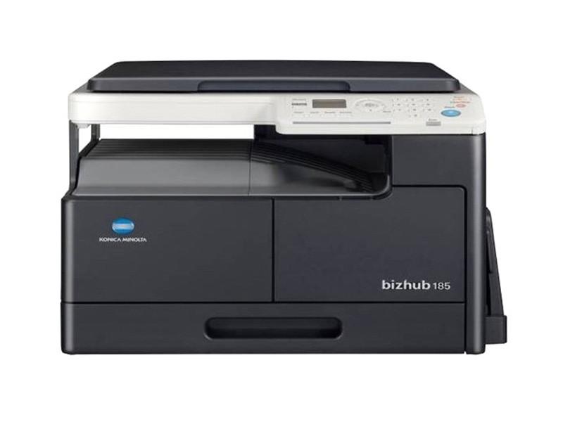 黑白数码复合机美能达BH185E