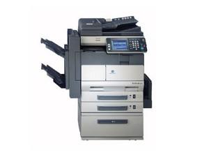 广州市-柯美黑白复印机-350