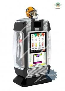 上海-普利斯通-PC-80-智能機器人咖啡機
