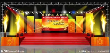 广州舞台搭建租赁