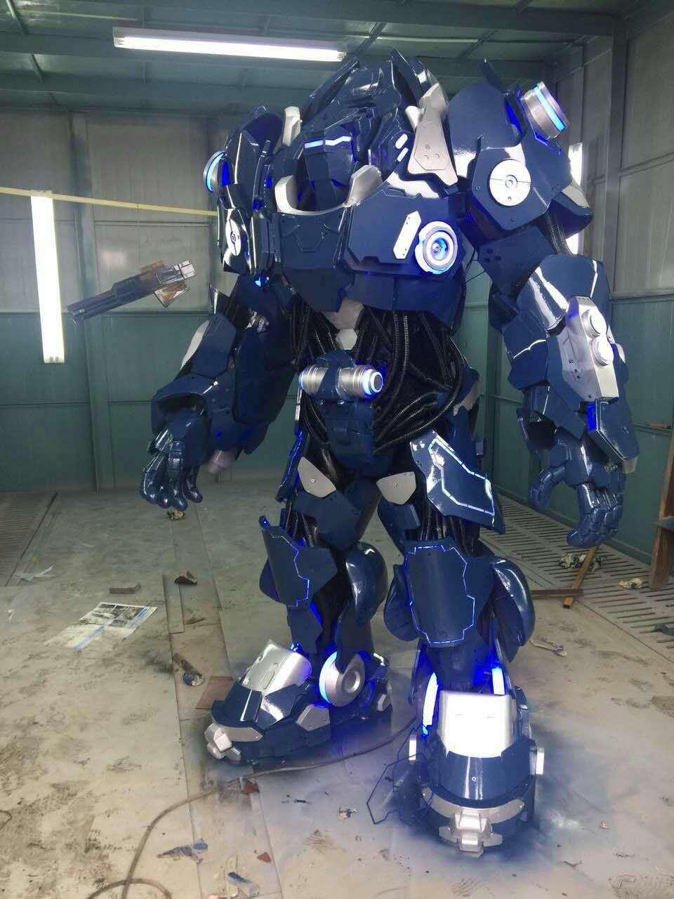 上海市擎天柱机器人