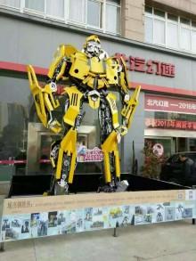 岳阳市变形金刚机器人
