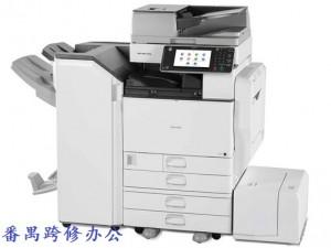 番禺区高速彩色复印机理光C5502