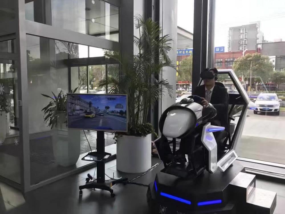 上海VR赛车驾驶