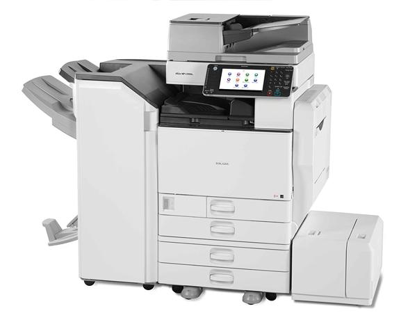 深圳彩色打印機理光MP4503出租