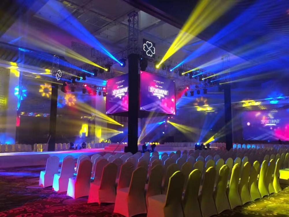 专业灯光音响 LED大屏幕 舞台优惠出租及搭建