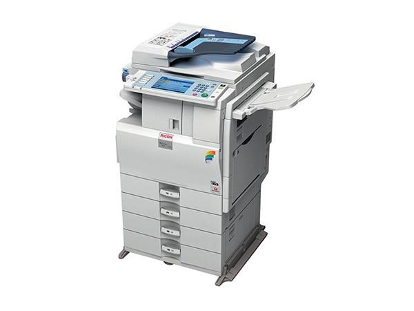 理光彩色复印机MPC2550租赁不收押金,只收租金