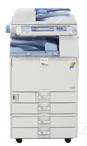 珠海 理光4501 彩色复印机 最大尺寸A3