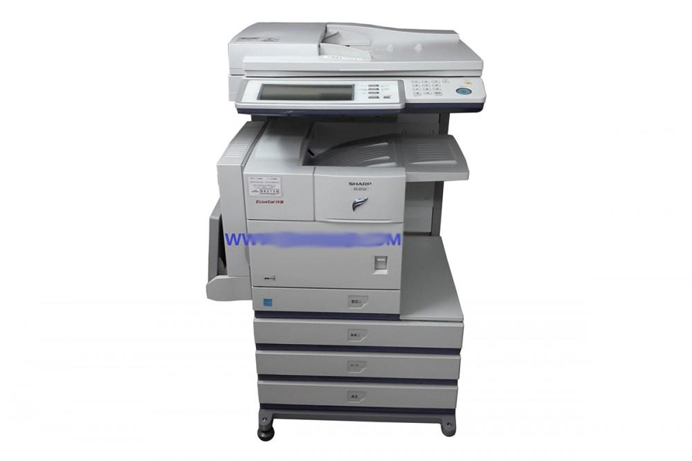 黑白穩定型Sharp MX-M450復印打印掃描一體機