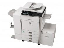 恒之博企业办公刷卡复印/打印机租赁解决方案