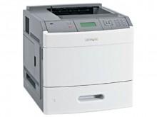 利盟T652激光打印机 按印量黑白0.08元/张付费 每月租金58元(不含印量)